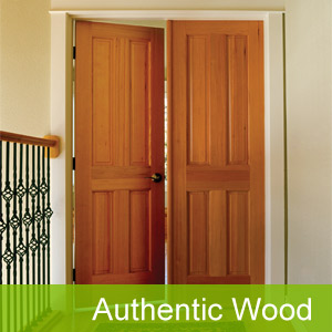 Authentic Wood Doors, HomeStory