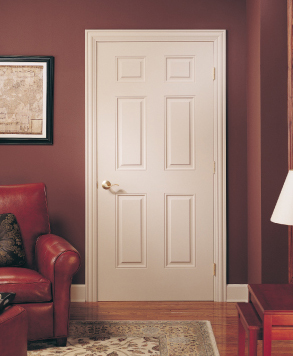 6-PNL Smooth, Signature Door, HomeStory