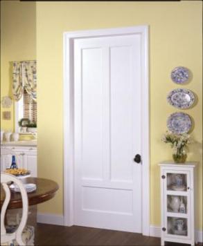 3190 MDF, MDF-TruStile Door, HomeStory