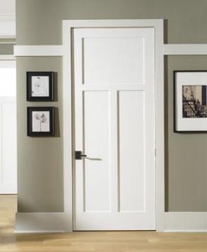 3300 MDF, MDF-TruStile Door, HomeStory
