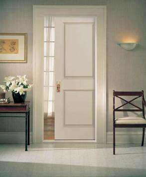 2-PNL Smooth Door, HomeStory