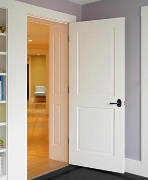 Our Interior MDF-TruStile Doors at HomeStory HomeStory