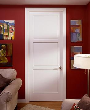 3000, MDF-TruStile Door, HomeStory
