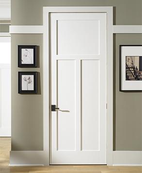 3300, MDF-TruStile Door, HomeStory