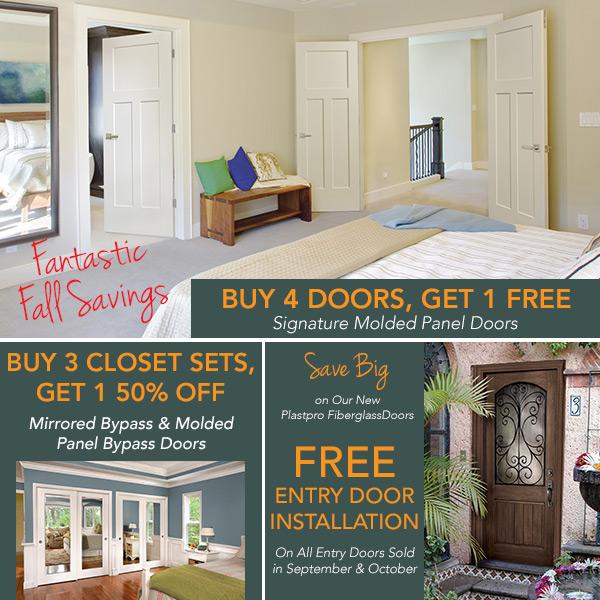 Interior Door Package Sale