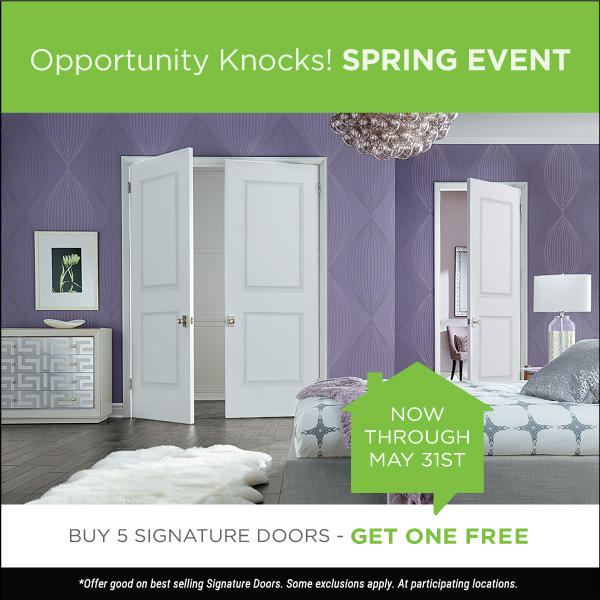 Interior Door Package Sale