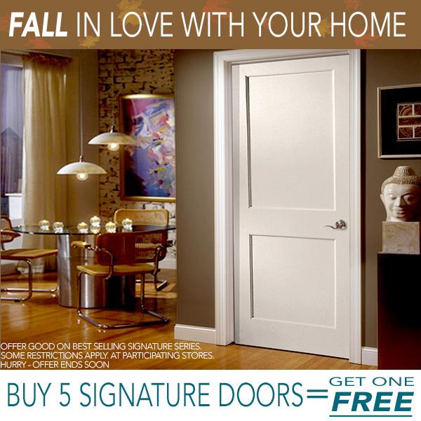 Fall Buy 5 Get 1 Free