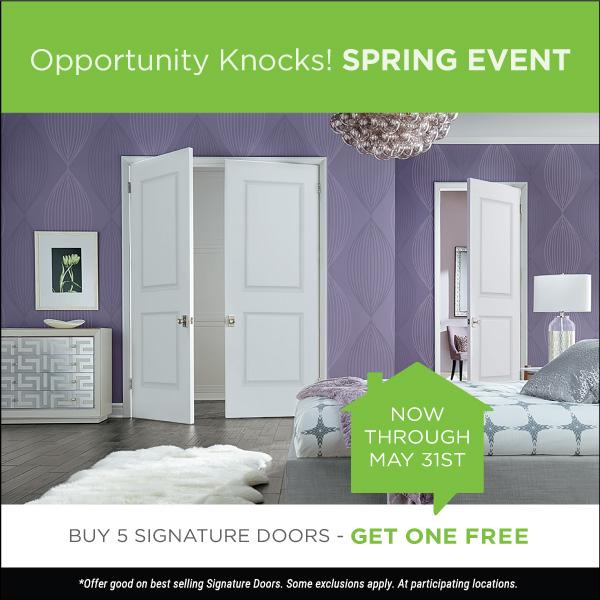 Spring Buy 5 Get 1 Free