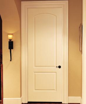 2 Panel Roman, Signature Door, HomeStory