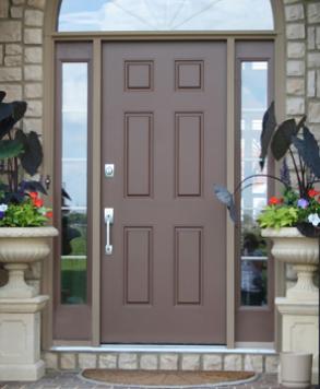 Entry 6-PNL, Entry Door, HomeStory