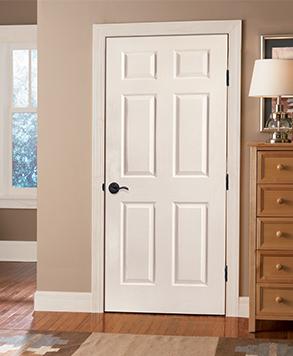 6 Panel Smooth, Signature Door, HomeStory
