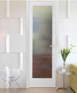 Rain Glass, Glass - Authentic Wood Door, HomeStory